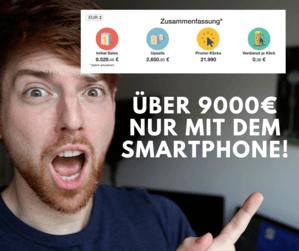 Smartphone Cash Formel