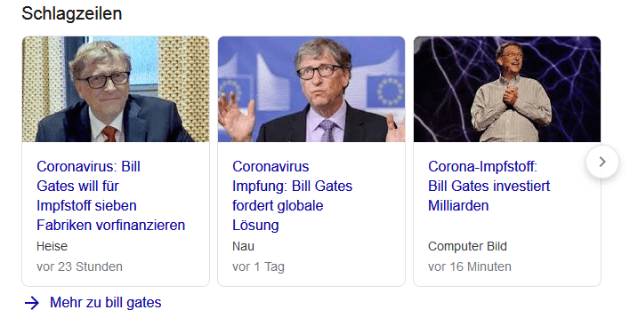 Bill Gates - Profit mit Impfpflicht